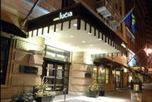 Meet Hotel Lucia /  A hip downtown Portland boutique hotel. Focus: art & service. 15% off & free WiFi for Twitter followers http://bit.ly/gkSUjv and Google+ followers: http://bit.ly/LuciaGoogle