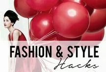 Style Hacks / 007 style fashionista fashion hacks. So you never look shaken OR stirred. Tips and tricks brought to you by The Red Toad! www.theredtoad.com