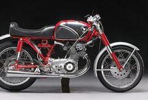 Honda Motorcycles / by Gary B