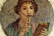 Antik. Pompei