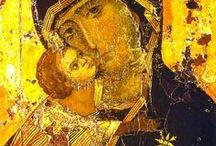 Iconography. Freska