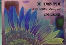 Send Sunshine / Encouragement