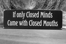 Speak softly.........