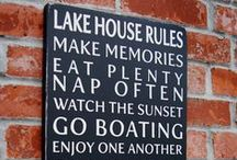 On Lake Time!