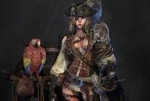 3D Character Fantasy / 3D Character Fantasy
