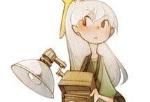2D Character Fantasy / 2D Character Fantasy