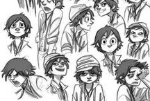 2D Character Expression