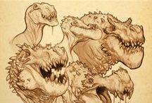 2D Monster / Creature / Beast