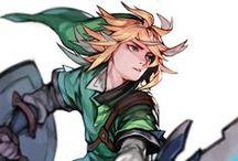 The Legend of Zelda / The Legend of Zelda