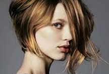     Short Hair / Hair lengths well above the shoulders. Including pixies and graduated bobs.