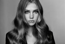     Long Hair / Lengths that fall well beneath the shoulder.