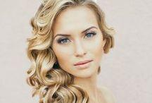 Bridal / Bridal and wedding inspired hair styles