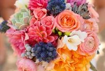 Ramos de novia. Lovely wedding bouquets