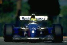 Graphics Ayrton Senna