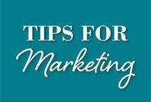 How To Market Your Business / Marketing tips for female entrepreneurs. Email marketing tips, business marketing tips, simple marketing tips, affiliate marketing tips, online marketing tips, marketing ideas, marketing strategy, how to market your online business, how to market your products, how to grow my email list, how to market my business, marketing on Etsy.