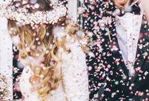 Wedding Dreams / Wunderschöne blumige Hochzeitsinspiration, die zum Träumen einlädt!