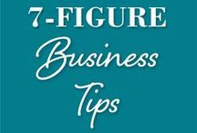 How To Build A 7-Figure Business / Want to grow your business from 5 figures to 7 figures? Here are some tips from entrepreneurs and business owners on how to build a 7 figure business. The tips include strategies for blogging, podcasts, digital courses, online courses, launches, sales funnels, video marketing, social media marketing, business and productivity to help you build your empire.