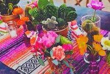 Garden Party / Traumhafte Garten Partys unter freiem Sternenhimmel, wunderschön gedeckte Tafeln und die üppige Blütenpracht des Sommer bringen Dich zum Träumen! Jetzt Inspiration sammeln!