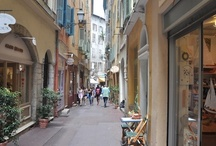 "Nice / Nice, France is one of the largest cities in the nation. It is known as ""The Queen of the Riviera."" Nice is known for being a gorgeous place to visit as it sits along the shore... find out more at http://www.frenchriviera.com/channel/Nice/4381 / by The Rivieras"