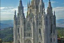 Casas, Castillos Y Templos / Bellas construcciones