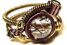 Steampunk jewelry / Unique steampunk jewelry / Niezwykła, klimatyczna biżuteria w stylu steampunk