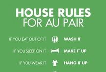 All Things Au Pair / This board is for posting helpful info for Au Pairs and their host families around the world.  If you want an invite, please leave a comment on one of my pins below.