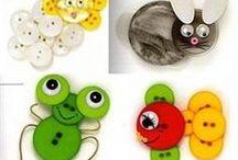 DIY Buttons / by Frieda Hoppen