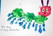 Ideas of Handprint & Footprint