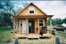 Micro-Architecture / Living simply in small spaces with Tiny Homes.
