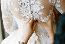 Glamorous Wedding Gowns / You'll wear it on one of the most important days of your life! Why not have it be exactly what you want?