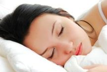 Beauty Sleep / Tips on how to get a better night's sleep!