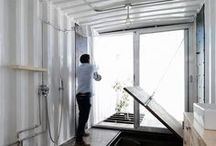 Container Architecture / Shipping Container homes and buildings from all over the world.