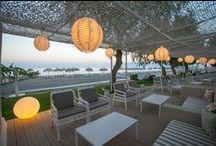 Amos Beach_Kos / Poltroncina Aria di Nardi in un angolo di paradiso sul Mediterraneo