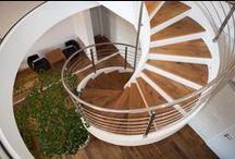Pivohram Golar Gastropub_Slovenia / Rizzi stair, project by AMAGA' STUDIO