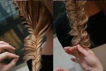 Hairstyles / For school