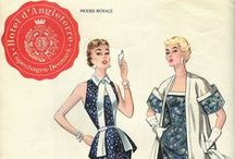 50's Back in Style / Hourglass hugging waistline is back with a powerful appeal