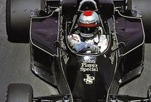 F1 / Fórmula 1 e industria automobilística.