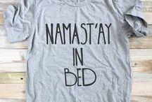 Yoga Shirts / Kleine Yoga-Shirt-Sammlung❤️