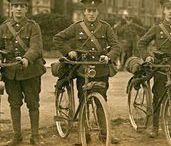 bicycle+army