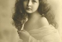 Vintage portraits=children