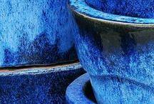 Azul / Tout ce qui est bleu...
