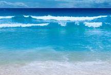 Bord de mer / Seaside / Nos inspirations de la plage et de la mer...