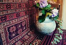 Living with Ariana Kilims..... / Lets decorate our houses with Nomadic Kilims & Carpets ...