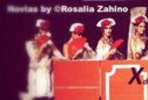 Reinas de Corazones / Retrospectiva de 10 años de desfiles en SIMOF Pasarela Internacional de la Moda Flamenca. Trajes de novia o fiesta que han cerrado cada uno de los desfiles