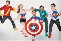 Big Bang Theory  / by Angelica Montoya