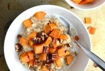 Real Food Breakfast Recipes / Breakfast recipes made with unprocessed and nourishing ingredients.