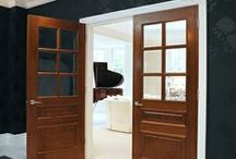 Classic style internal doors / Browse through images of classic and traditional door designs to complement your home's interior.