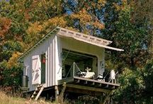 TINY HOUSE / OK THATS IT IM GONNA MOVE T THE MERICA BUILD MY TINY HOUSE LIVE IN IT AN BE AN ARTIST