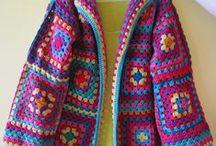 Crochet / tejidos e ideas para realizar