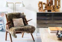 Fur for any room / Home interior - Products of natural fur such as sheepskin, cowhides and way more.